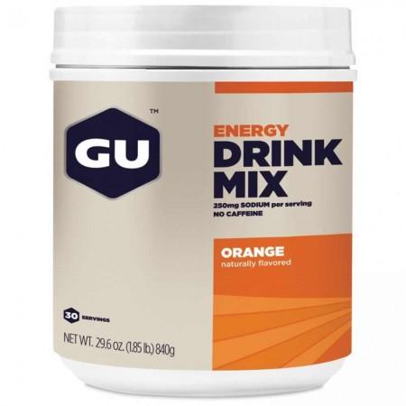 GU Energy Drink Mix, Orange (30 servings)
