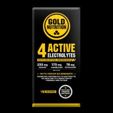 GoldNutrition 4 ACTIVE ELECTROLYTES 10Pl