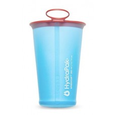 Hydrapak Speed Cup - 2 pack 200ml, Malibu Blue/ Golden Gate
