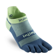 Injinji Run LW No-show, Seafoam