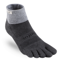 Injinji Trail MW Mini-crew, Granite