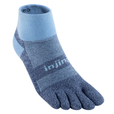 Injinji Trail MW Mini-crew, Powder Blue