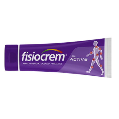 FISIOCREM GEL ACTIVE - 60ML