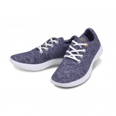 LeMouton Classic Wool shoes Navy Unisex
