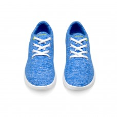 LeMouton Classic Wool shoes Royal Blue Unisex