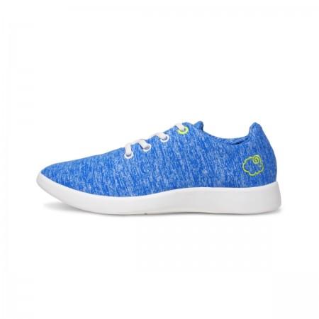 LeMouton Classic Wool shoes Royal Blue Unisex