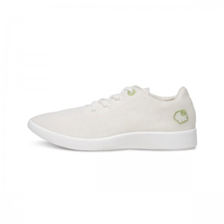 LeMouton Classic Wool shoes White Unisex