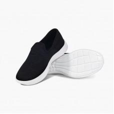 LeMouton Classic Wool Espadrile Black Unisex