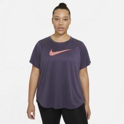 Nike Tricou Alergare Dama ICON CLASH RUN SS GX Purple SS'21