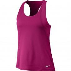 Nike Maiou Alergare Dama NK RUN TANK Pink SS'21