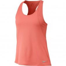 Nike Maiou Alergare Dama NK RUN TANK Coral SS'21