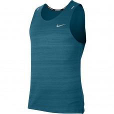 Nike Maiou Alergare Barbati MILER TANK Blue SS'21