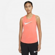 Nike Maiou Alergare Dama NK SWOOSH RUN TANK Coral SS'21