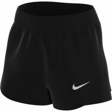Nike Short Alergare Dama Eclipse 2in1 Black FW'21