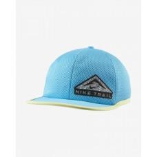 Nike Sapca Alergare DRY PRO TRAIL CAP Blue SS'21