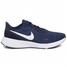 Nike Pantofi Alergare Barbati REVOLUTION 5 Midnight Navy/White-Dark Obsidian SS'21