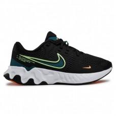 Nike Pantofi Alergare Barbati RENEW RIDE 2 Black/Lime Glow-Dark Teal Green/White SS'21