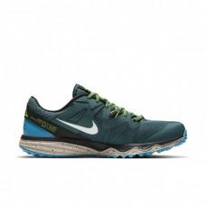Nike Pantofi Alergare Barbati JUNIPER TRAIL Green/Silver SS'21