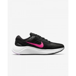 Nike Pantofi Alergare Dama AIR ZOOM STRUCTURE 24 Black/Pink FW'21