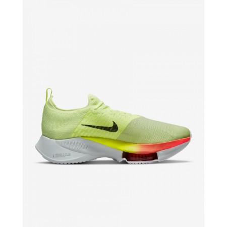 Nike Pantofi Alergare Barbati AIR ZOOM TEMPO NEXT% FK White