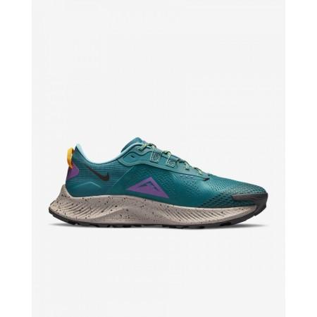 Nike Pantofi Alergare Barbati PEGASUS TRAIL 2 Blue/Green