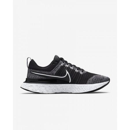 Nike Pantofi Alergare Barbati INFINITY RUN FK 2 White/Black FW'21