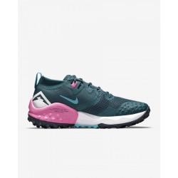 Nike Pantofi Alergare Dama WILDHORSE 7 Dark Teal/Pink Glow FW'21