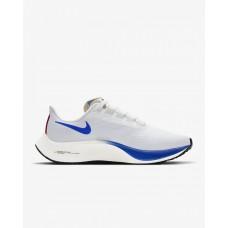Nike Pantofi Alergare Barbati AIR ZOOM PEGASUS 37 PRM, White/Royal SS'21