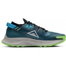 Nike Pantofi Alergare Barbati PEGASUS TRAIL 2 Blue/Green SS'21