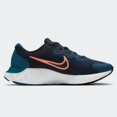 Nike Pantofi Alergare Barbati RENEW RUN 2 Obsidian/Black-Dark Teal Green SS'21