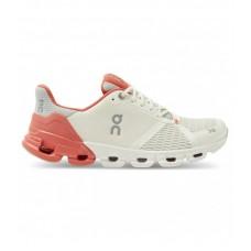 ON Pantofi alergare dama Cloudflyer White Coral