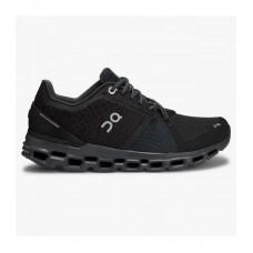 ON Pantofi alergare dama Cloudstratus Black Shadow