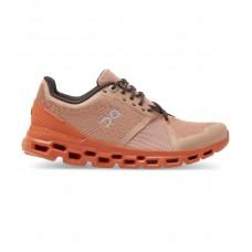 ON Pantofi alergare dama Cloudstratus Rosebrown Flare