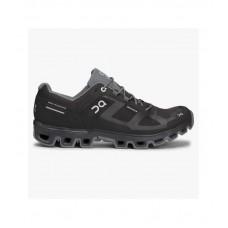 ON Pantofi Alergare Barbati Cloudventure Waterproof Black Graphit