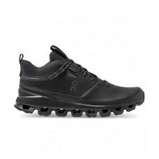 ON Pantofi Barbati Cloud Hi Waterproof All Black