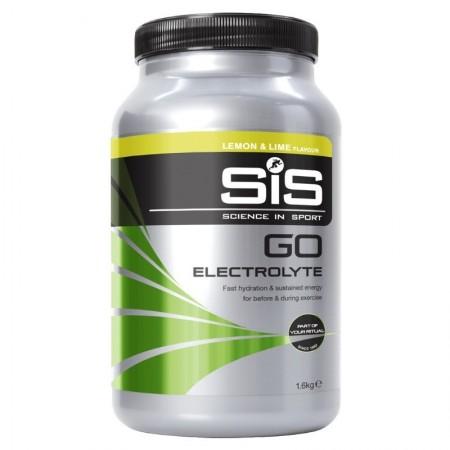 SiS Go Electrolyte Lămâie și Lime 1.6Kg