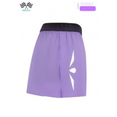 UGLOW-RACE | SKIRT SPEED AERO 2in1-W | PURPLE