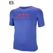 UGLOW-BASE | T-SHIRT BLUE