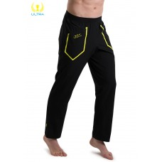 UGLOW-ULTRA | RUNNING PANT-MAN | RP2 BLACK