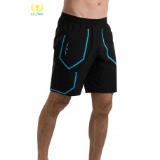 UGLOW-ULTRA | RUNNING SHORT-MAN | RS2 SKYBLUE