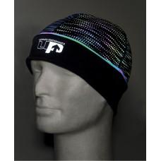 ULTIMATE PERFORMANCE Reflective Runner Hat - Black