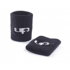 ULTIMATE PERFORMANCE WRISTBANDS BLACK