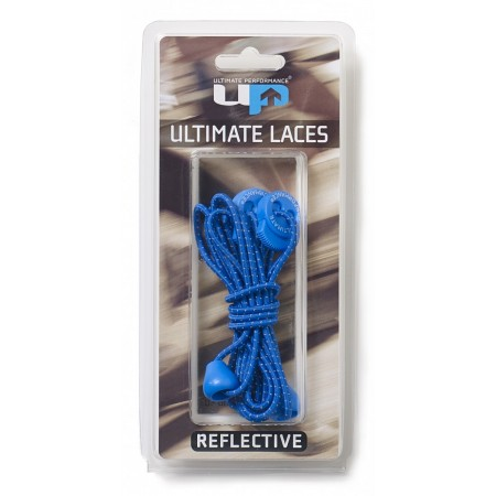 ULTIMATE PERFORMANCE Elastic Laces - Royal Reflective