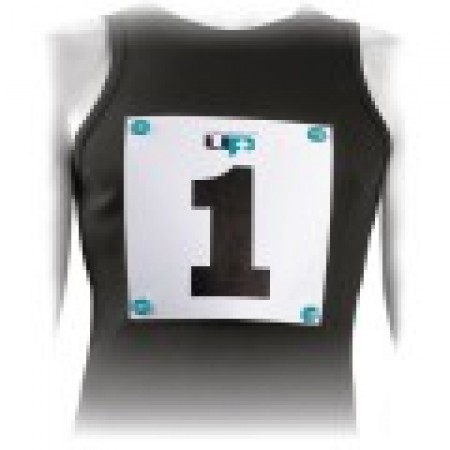 ULTIMATE PERFORMANCE RACE NUMBER MAGNETS BLUE