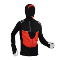 VERTICAL VO3 MAX MP+ JACKET BLACK/CHILI