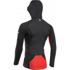 VERTICAL VO3 MAX MP+ JACKET BLACK/CHILI Dama