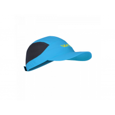 WAA Running Cap Cyan Blue
