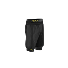 WAA ULTRA SHORT 3IN1 2.0 Black