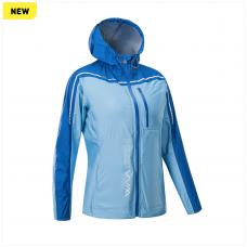 WAA ULTRA RAIN JACKET 3.0 Women Glacier blue
