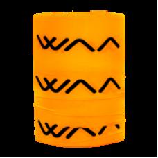 WAA Multifunctional Scarf Orange Sunrise